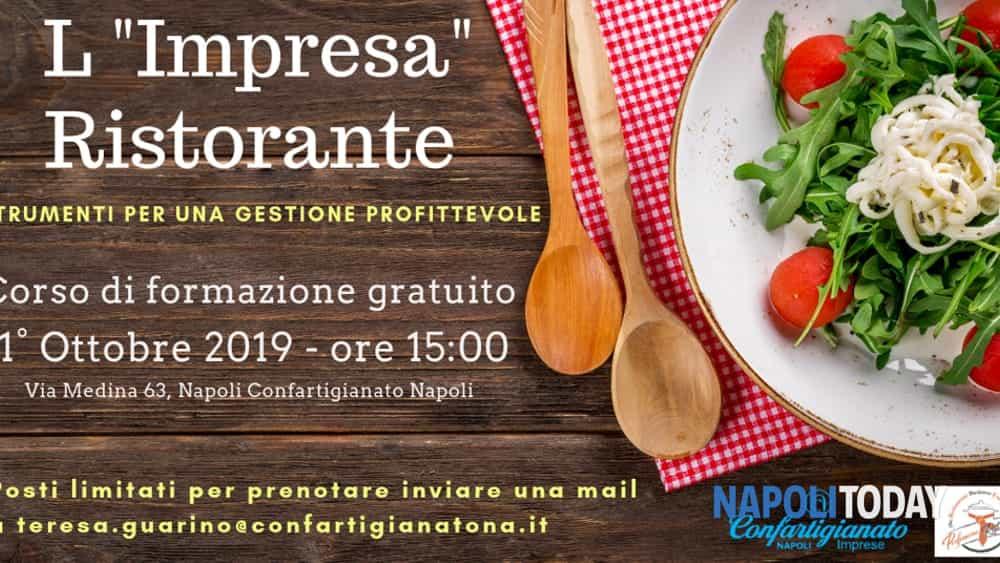 L impresa ristorante corso formazione gratuito eventi a for Corso arredatore d interni gratuito