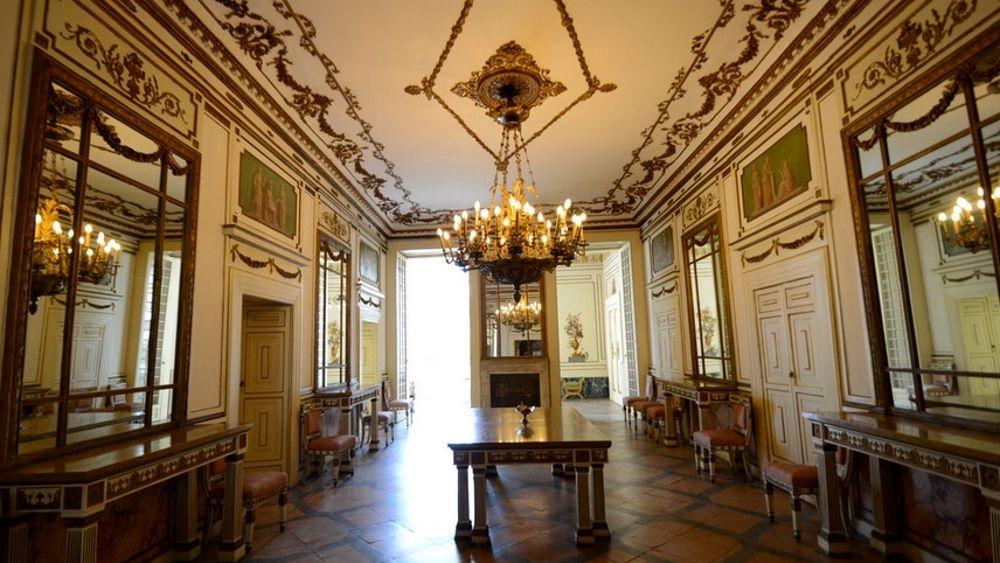 Villa Caracciolo San Teodoro Napoli