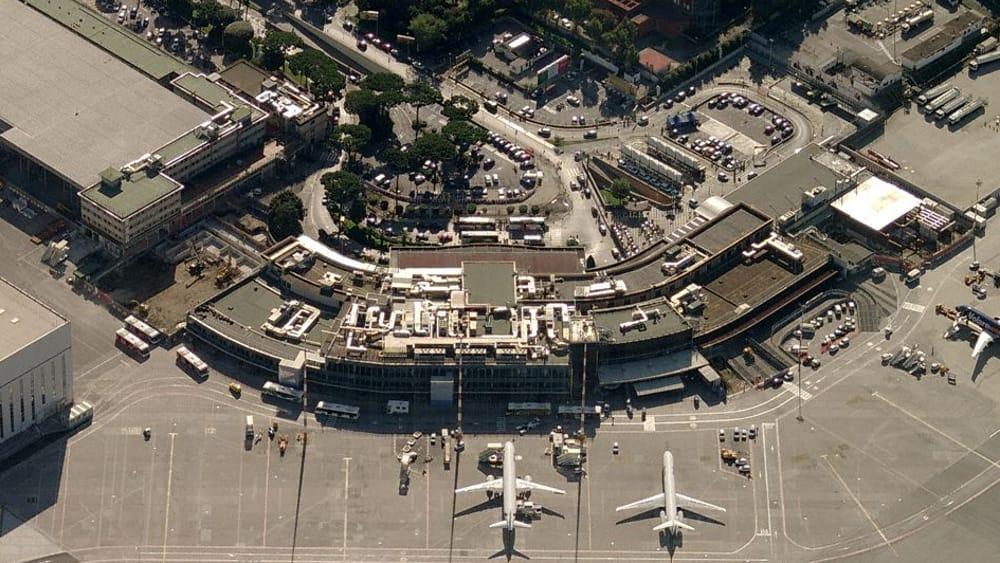 Aeroporto A Capri : Incidenti sul lavoro operaio investito all aeroporto di