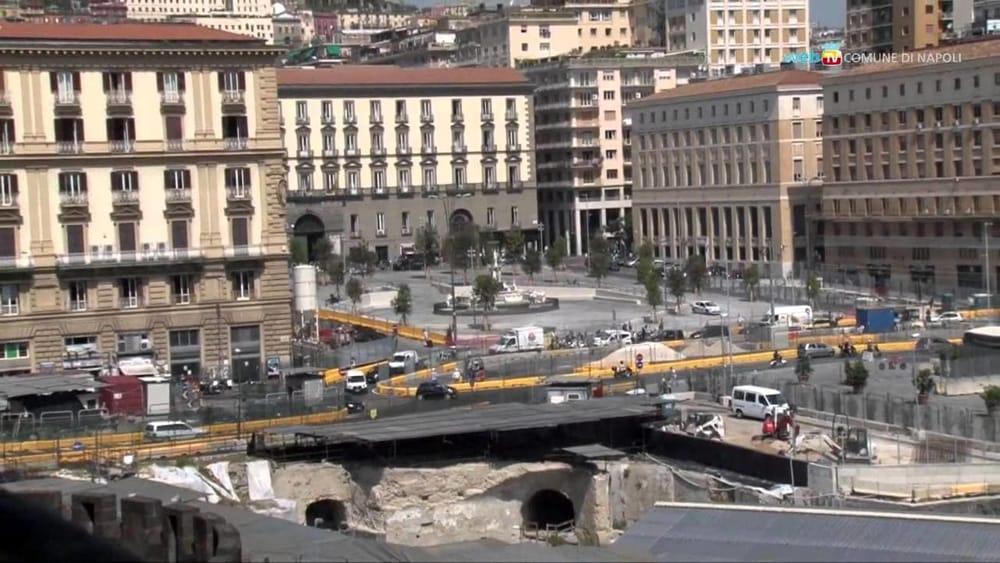 Piazza Municipio Via Agli Interventi Di Riconfigurazione