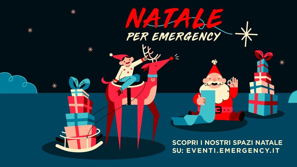 Emergency Regali Di Natale.Regali Solidali Riapre Lo Spazio Natale Di Emergency Eventi A Napoli