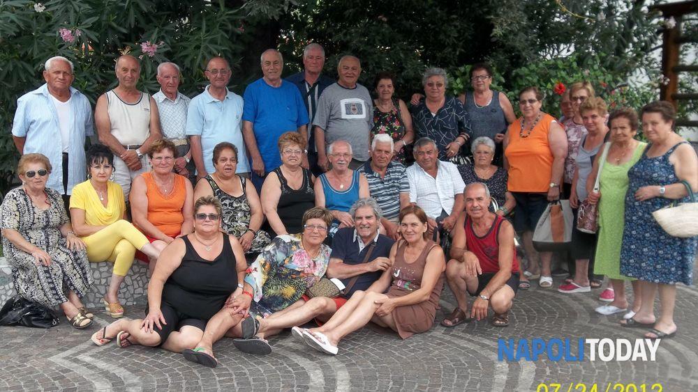 Brusciano, il comune porta gli anziani al mare