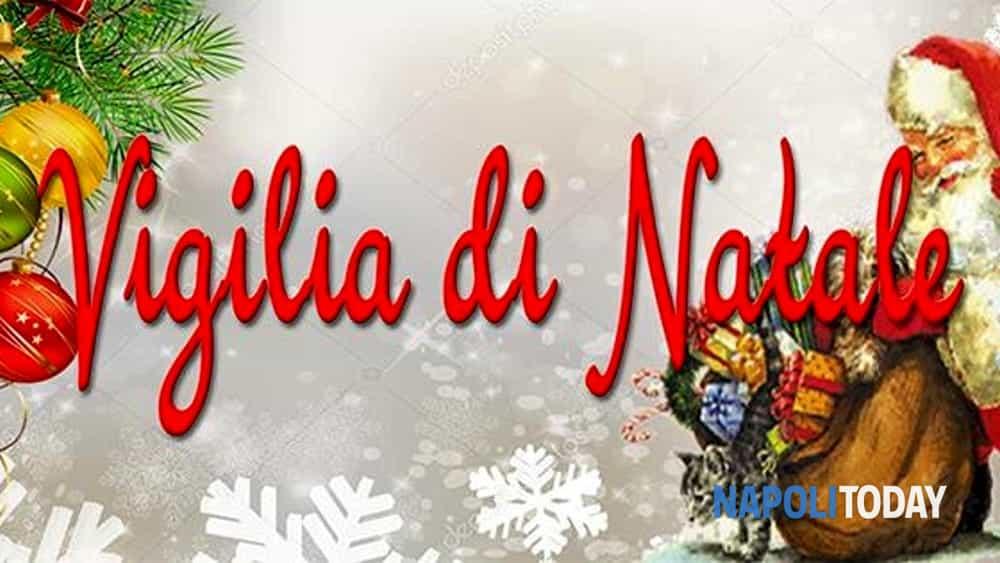 Menu Della Vigilia Di Natale A Napoli.Cenone Della Vigilia Di Natale 2018 A Napoli Eventi A Napoli