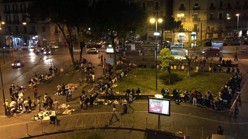 """Lettera choc di un turista: """"Degrado orripilante a Napoli ..."""