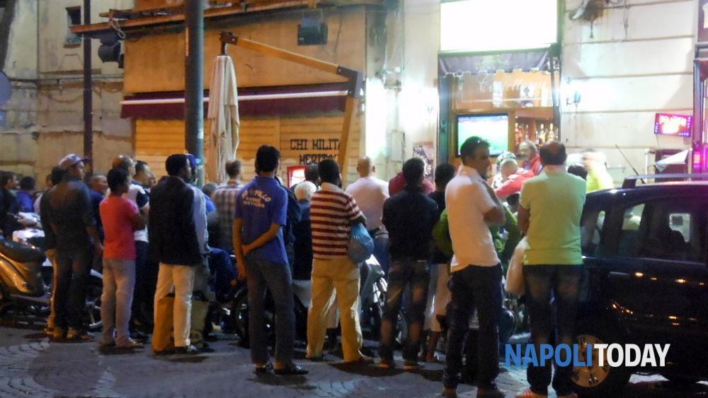 Permessi di soggiorno extracomunitari Napoli