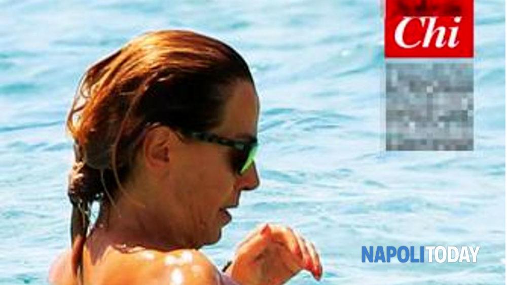 Barbara D Urso Topless Da 10 E Lode Blog