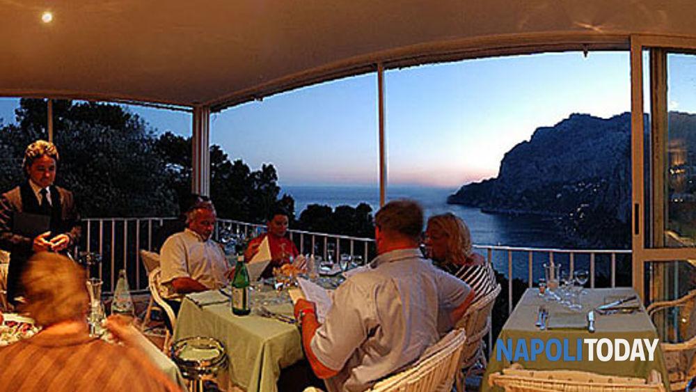 Ristorante Terrazza Brunella a Capri