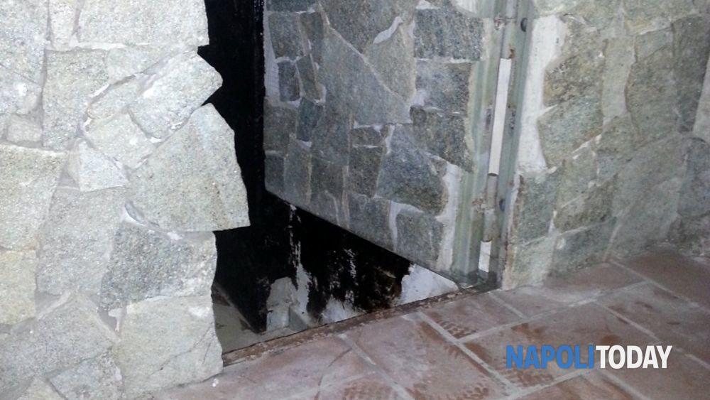 Scoperto il nascondiglio del boss: c'era un bunker nel ...