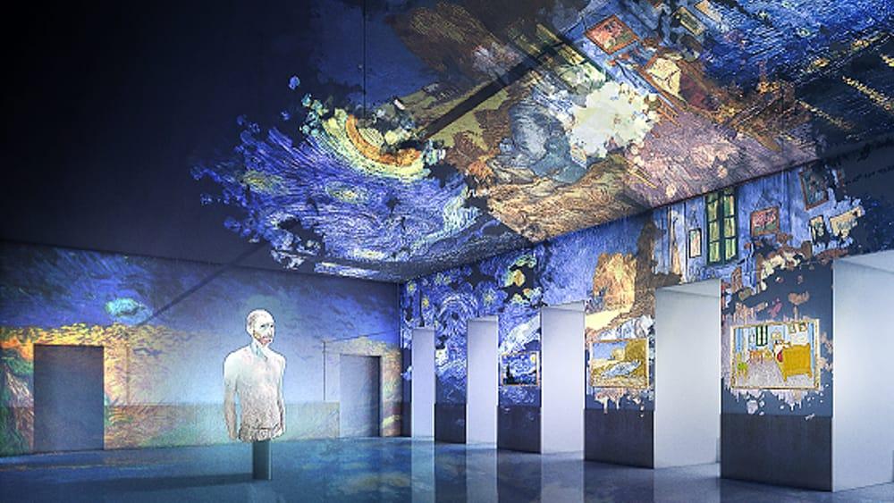 Van Gogh – the Immersive Experience, grande successo per la mostra: prorogata fino a maggio