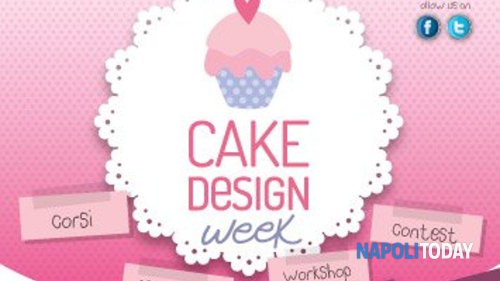 Cake Design Week a Napoli dal 19 al 21 aprile 2013